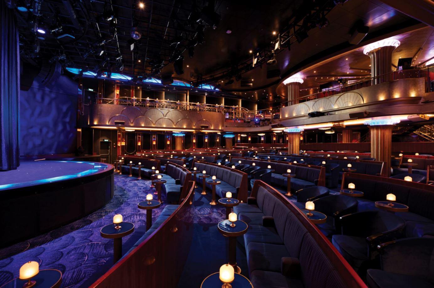 Seven Seas Explorer - Theater Showlounge