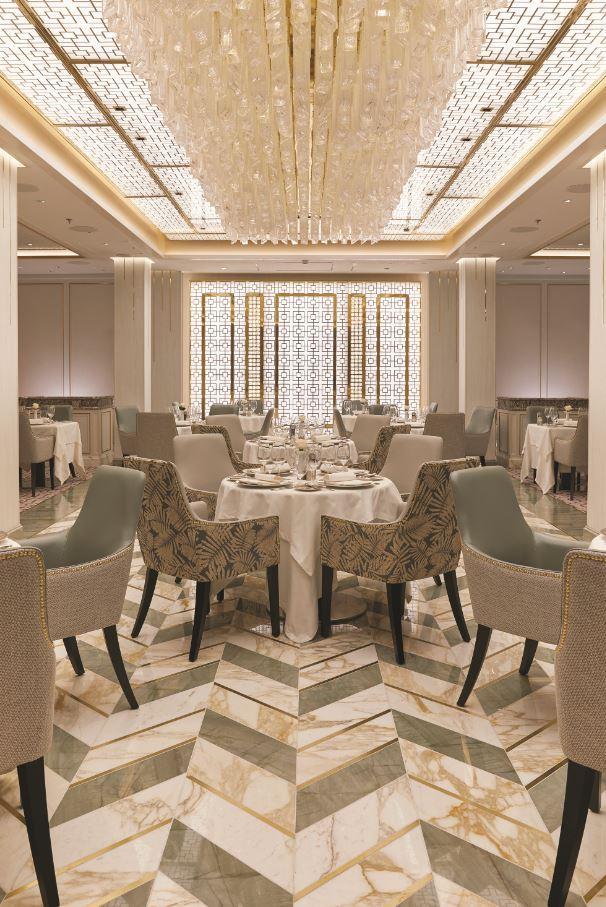 Seven Seas Splendor - Compass Rose Restaurant