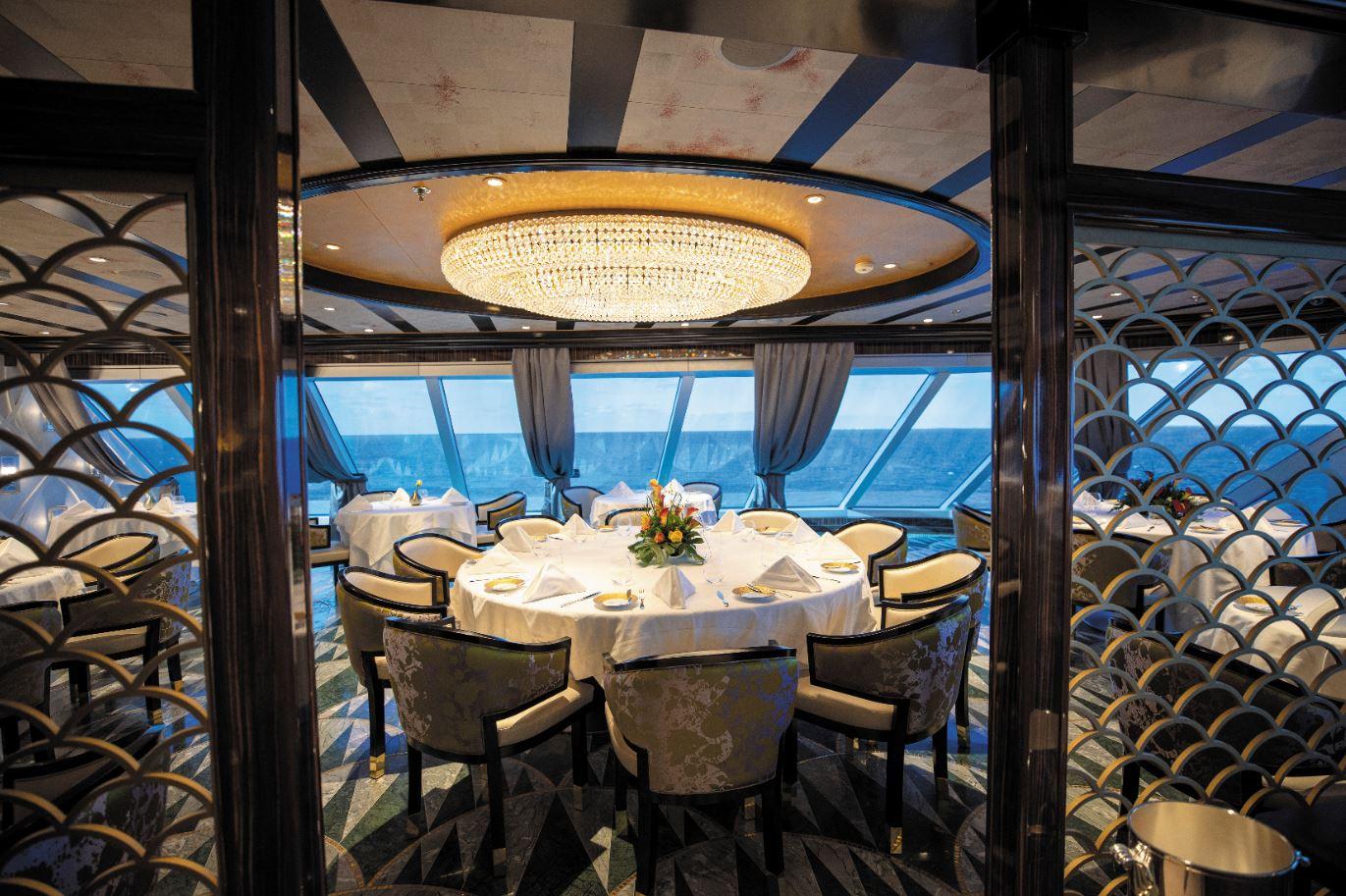 Seven Seas Splendor - Chartreuse Restaurant 2