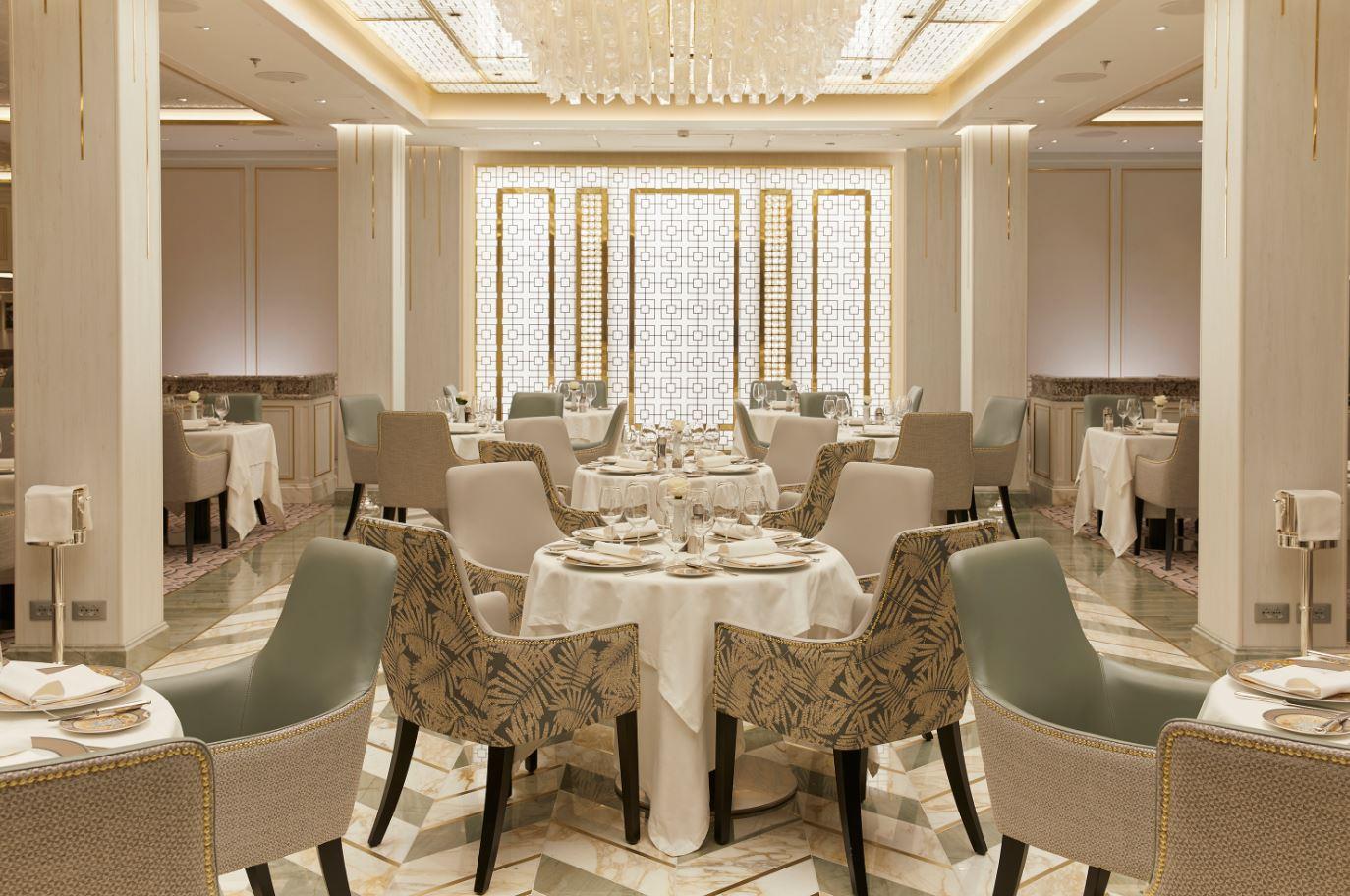 Seven Seas Splendor - Compass Rose Restaurant 2