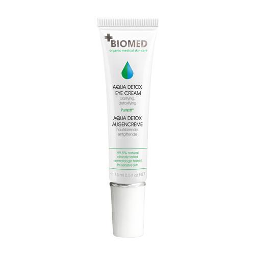 Aqua Detox crème pour les yeux