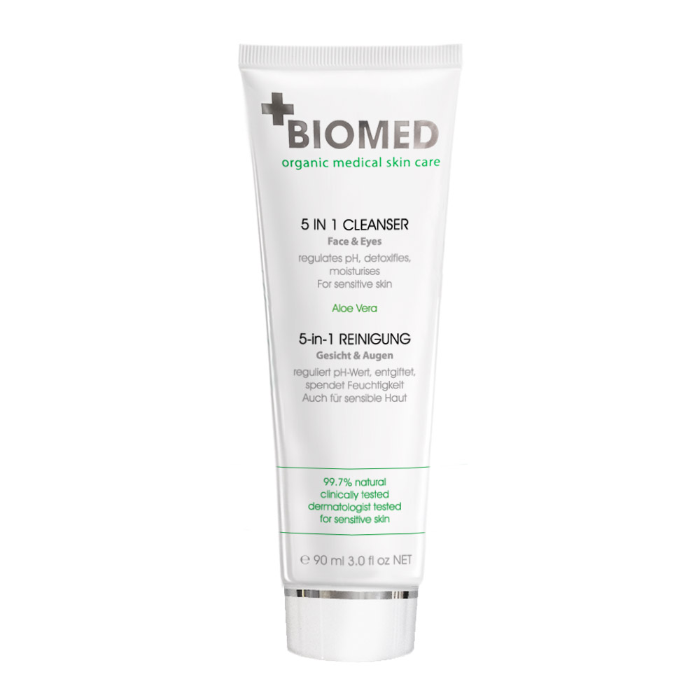 5-in-1 Cleanser
