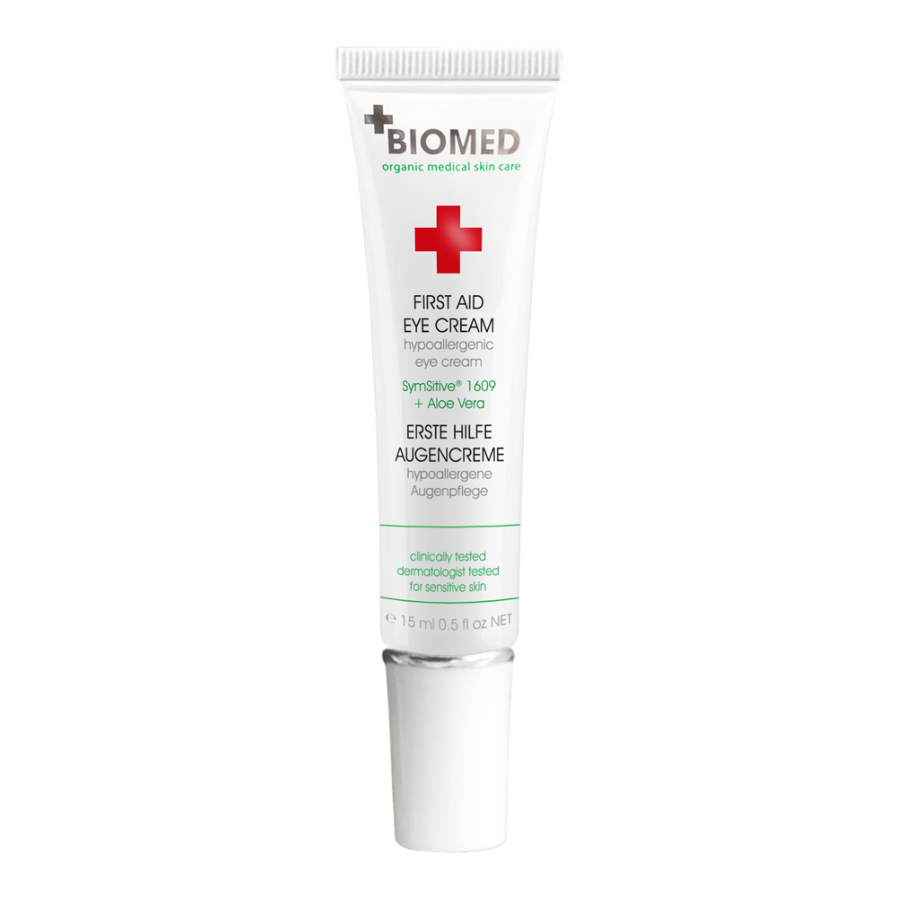 First Aid eye cream