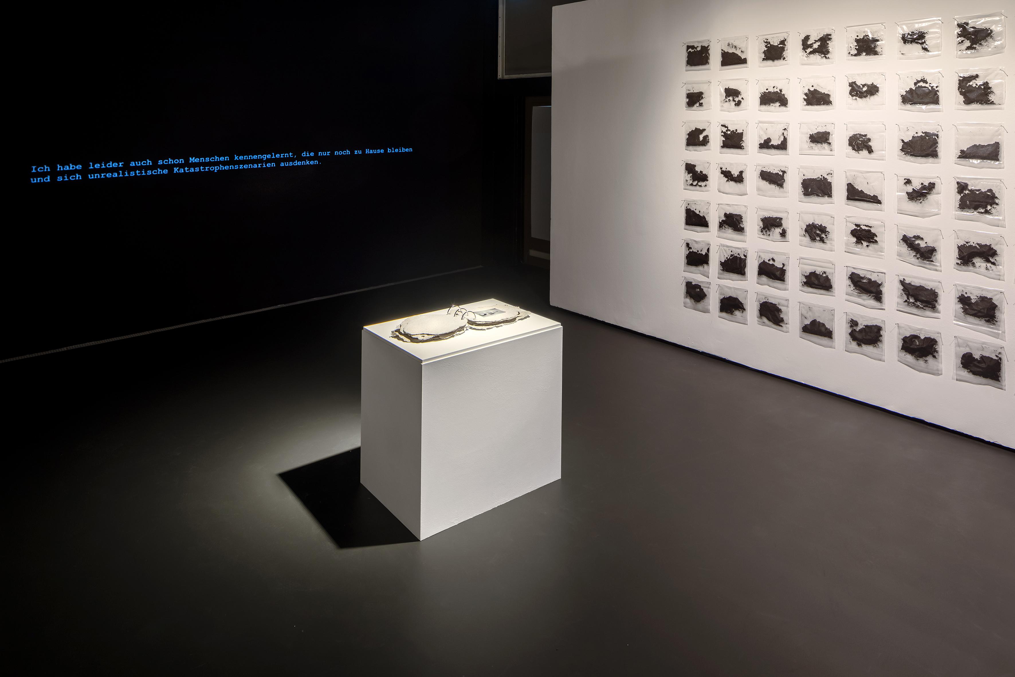 Ausstellungsansicht Beyond States 2021, Drebusch Eggermann, Zeppelin Museum, © Foto Tretter