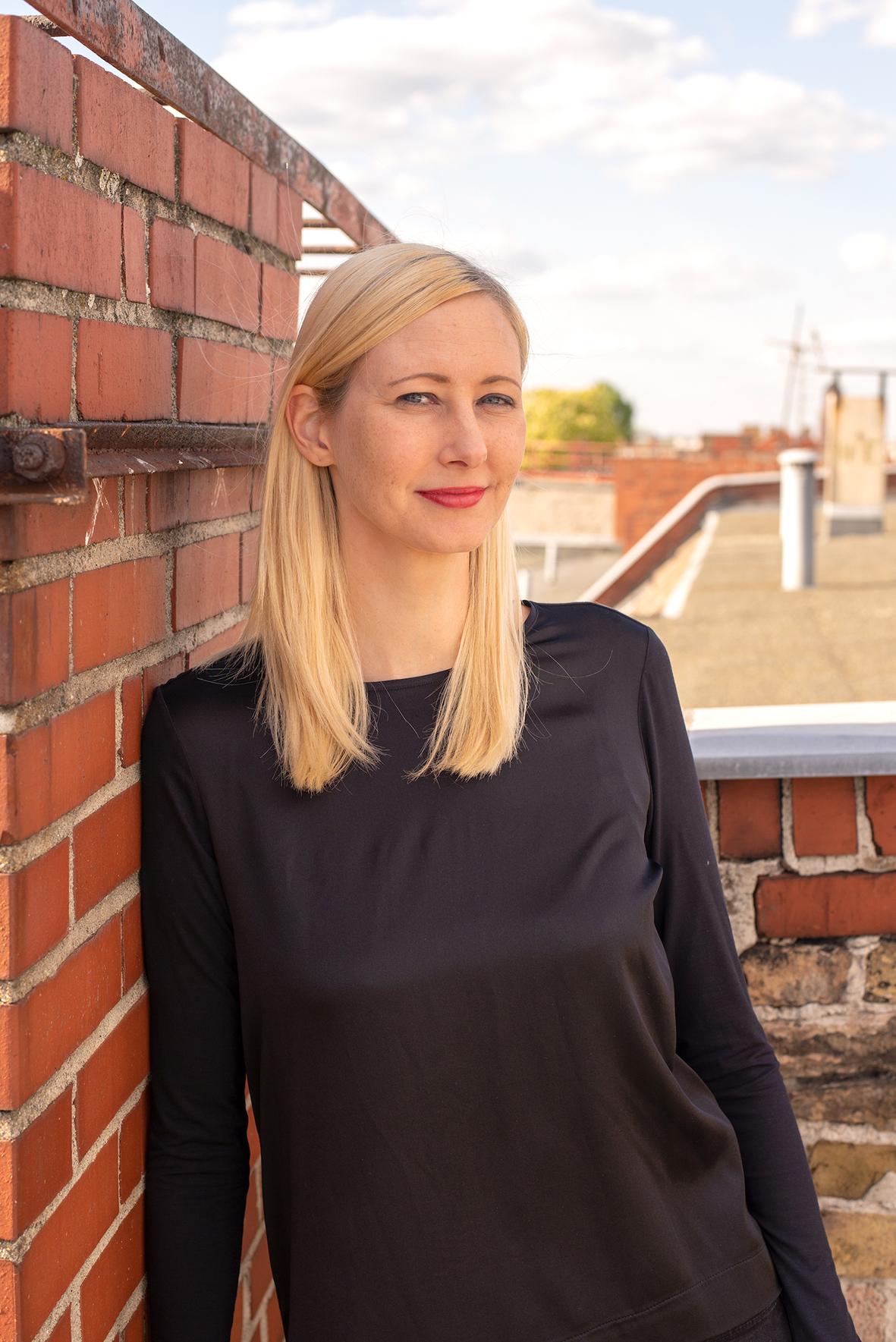 Tina Sauerlaender, Photo: J. Pegman, 2020
