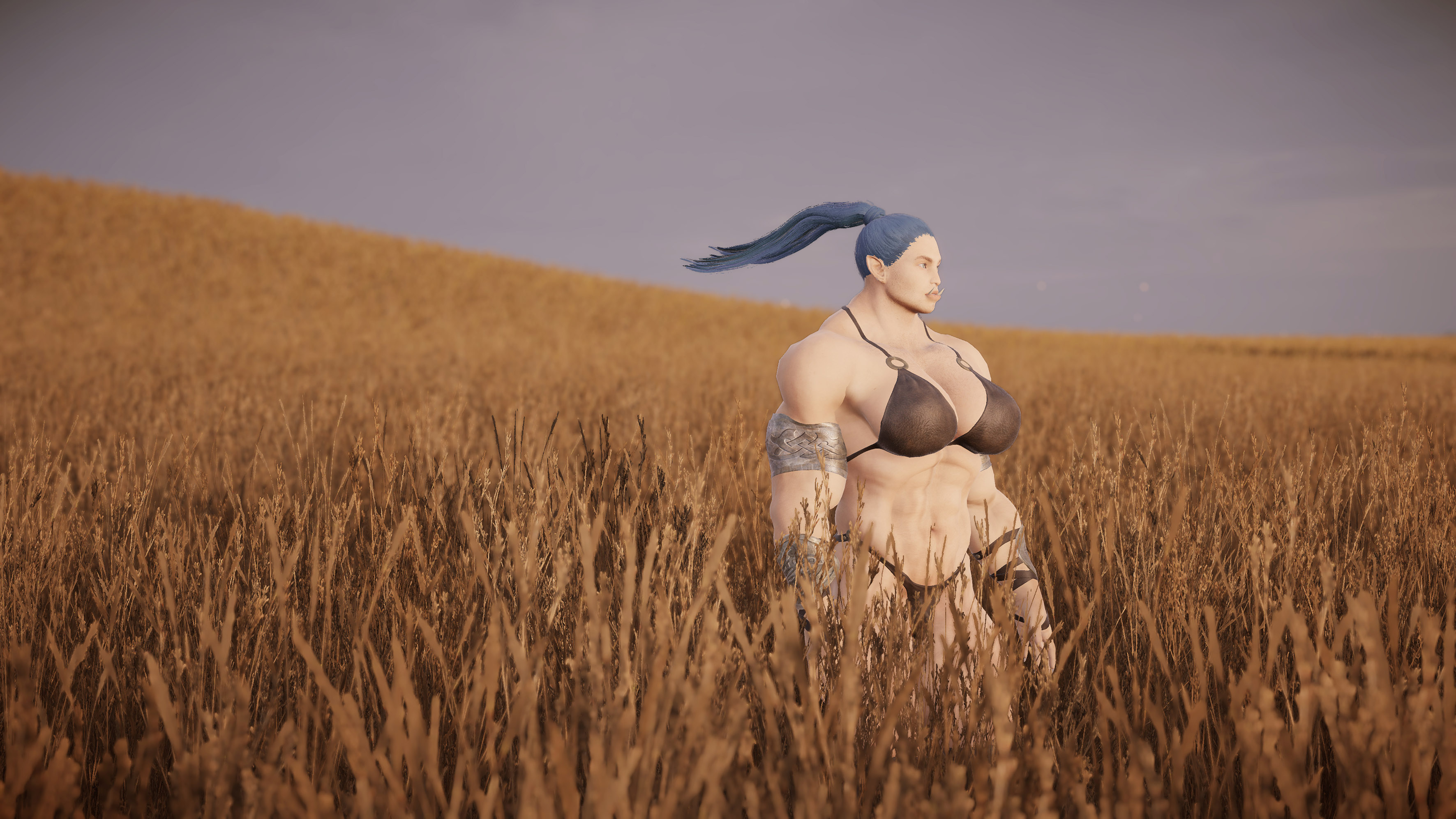 Theo Triantafyllidis Pastoral (Video Game), 2019, Screenshot Courtesy the Artist and The Breeder Gallery, Athens