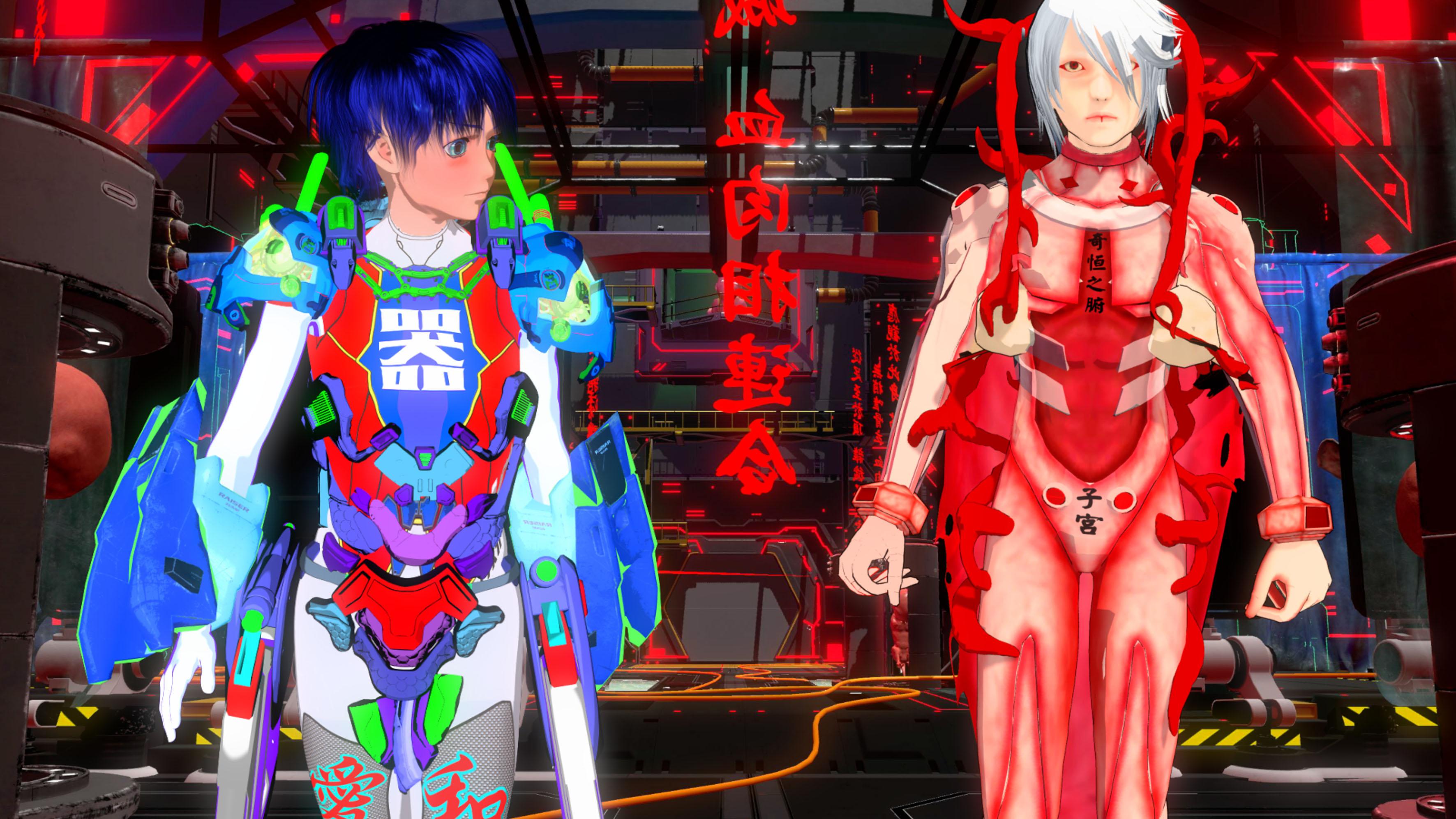 Lu Yang: The Great Adventure of Material World, 2019, Video game, screenshot © 2019 Lu Yang