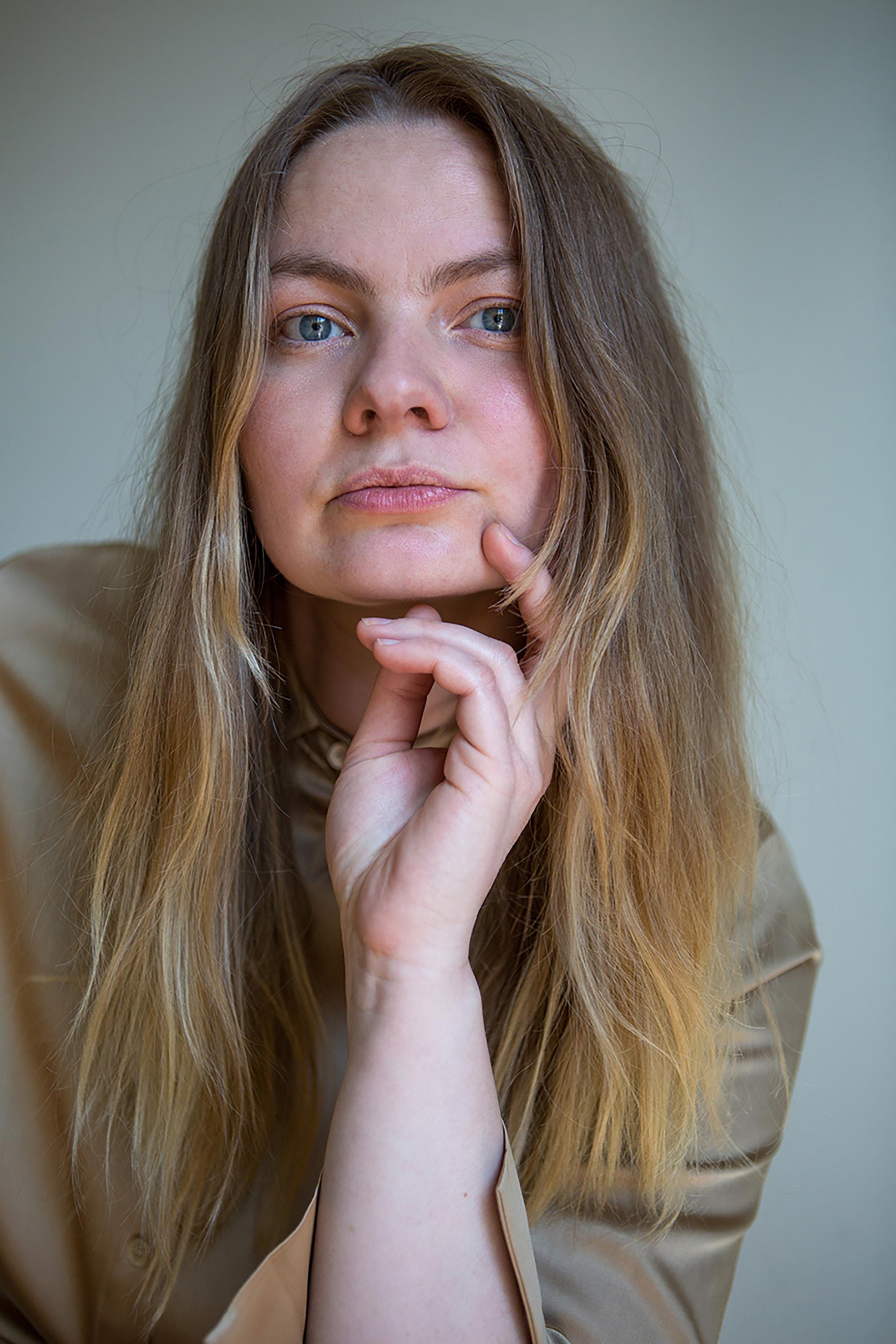 Bryndís Björnsdóttir a.k.a Dísa: Porträt, Foto: Edda Pétursdóttir