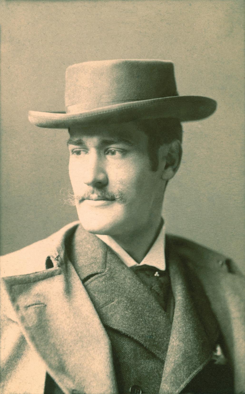 Lyonel Feininger, The Lyonel Feininger Project, New York – Berlin, 1894, Foto: Loescher & Petsch, Königl. Hof-Photographen