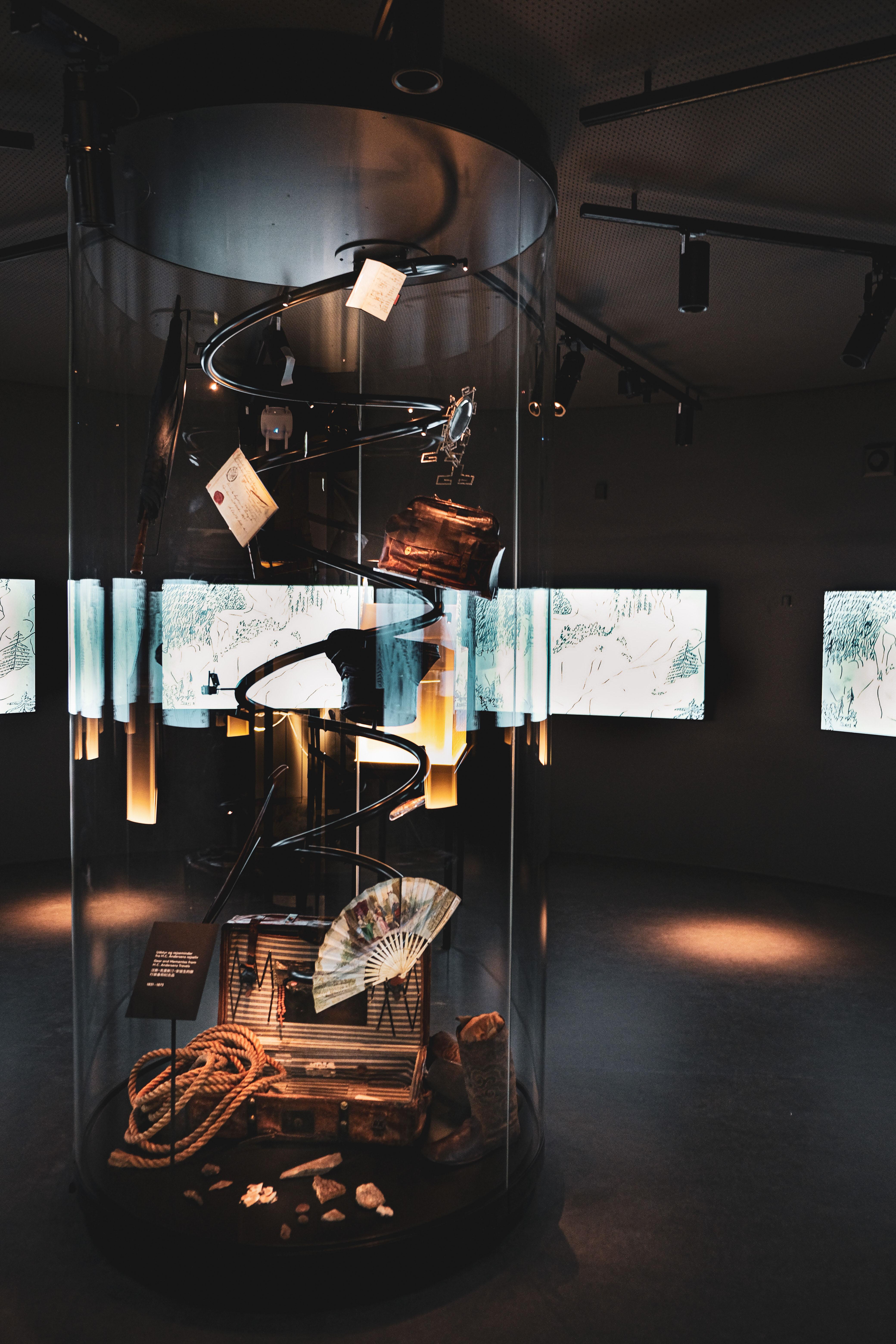 Exhibition View, Foto: H.C. Andersen's Hus, Odense Bys Museer, Laerke Beck Johansen