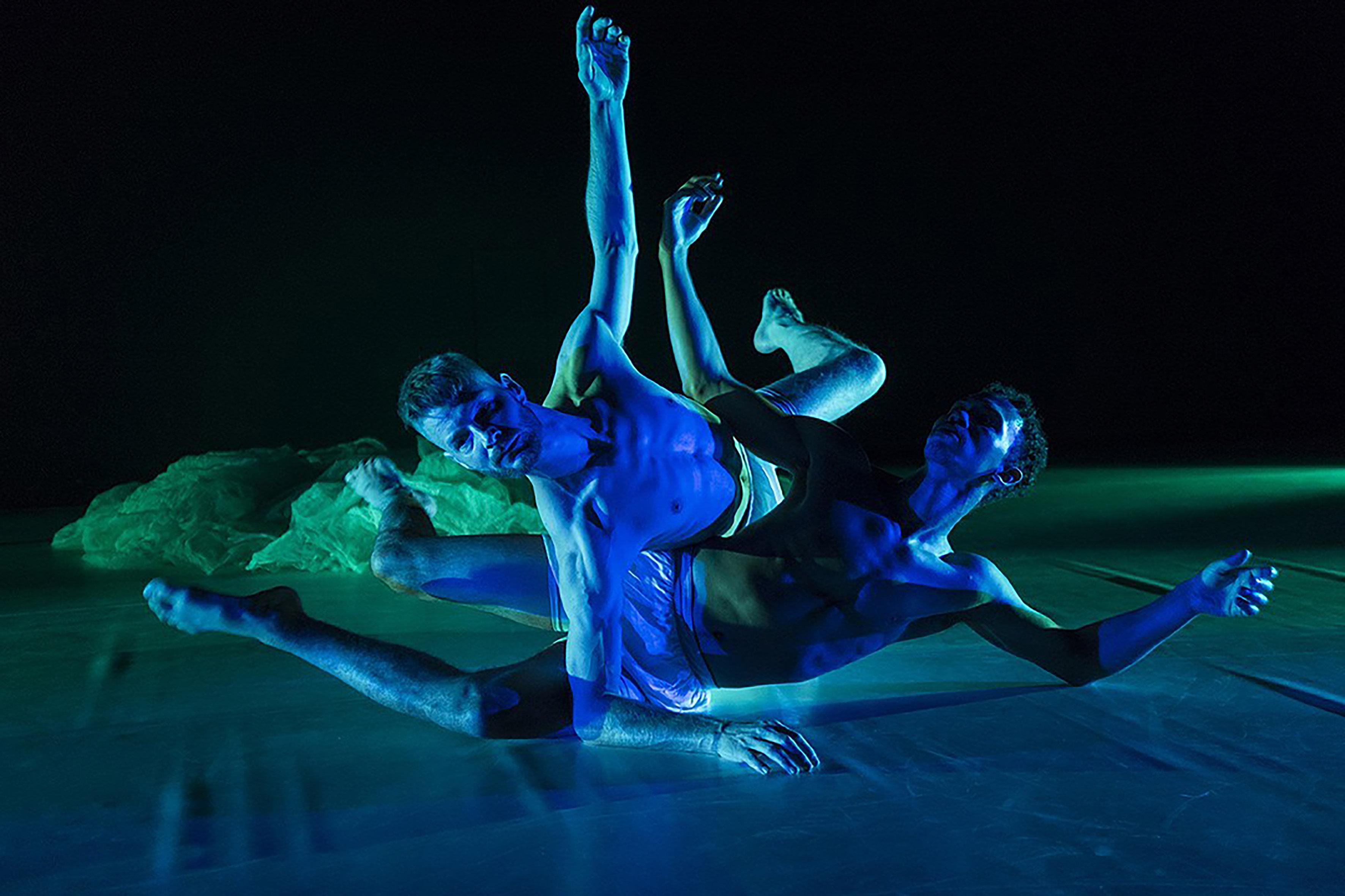 Yggdrasil Dance, Climate trilogy, Siku Aappoq & Isen Smelter. Foto: Björn Abelin © Björn Abelin