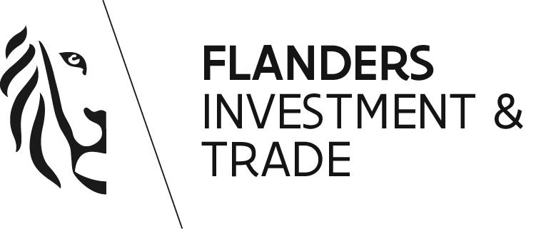 佛兰德斯投资和贸易标志