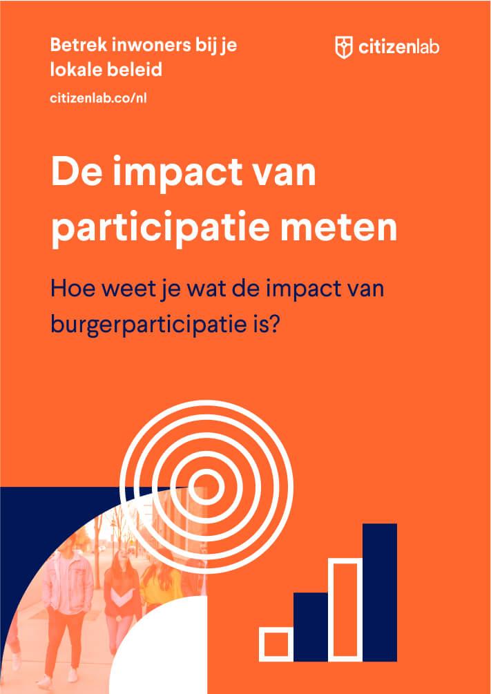 cover impact van participatie meten