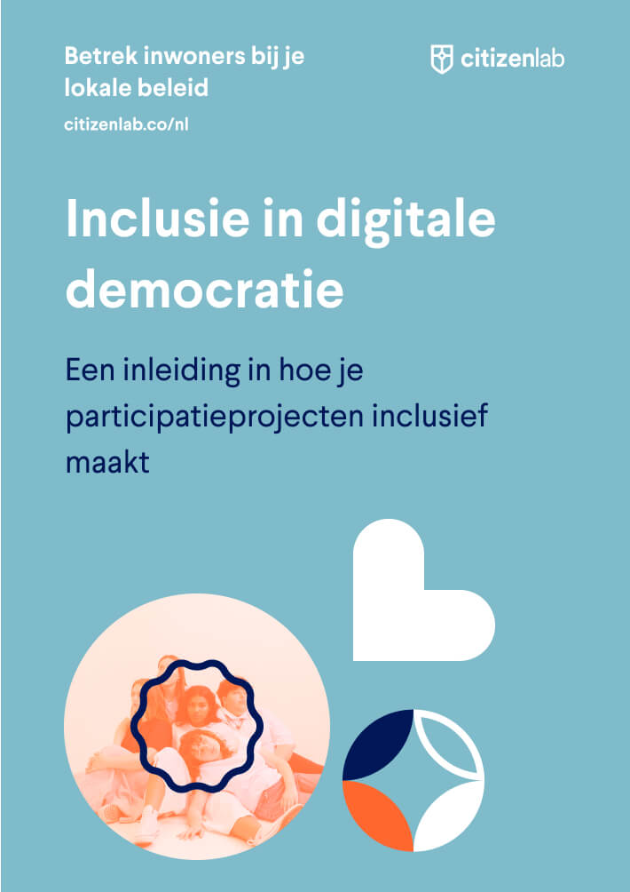 cover gids inclusie burgerparticipatie
