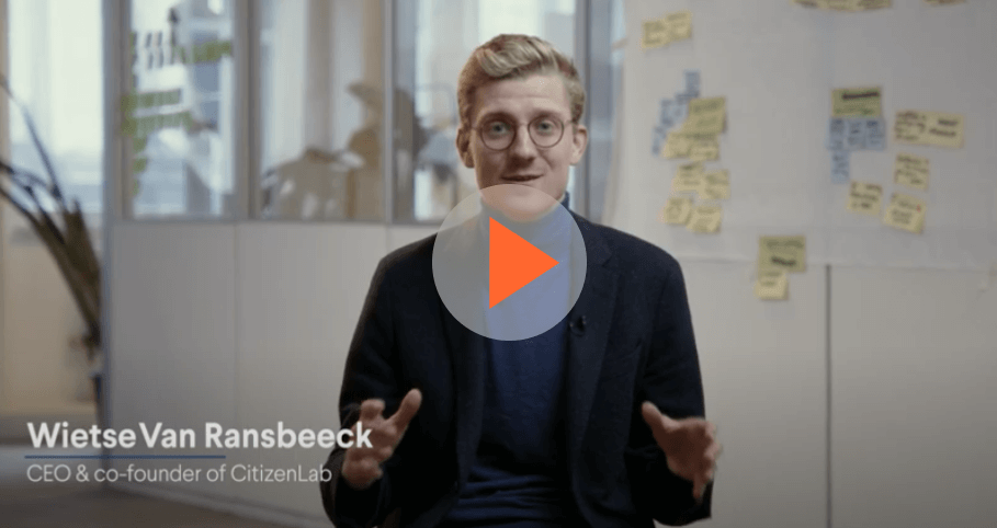Open-source at CitizenLab
