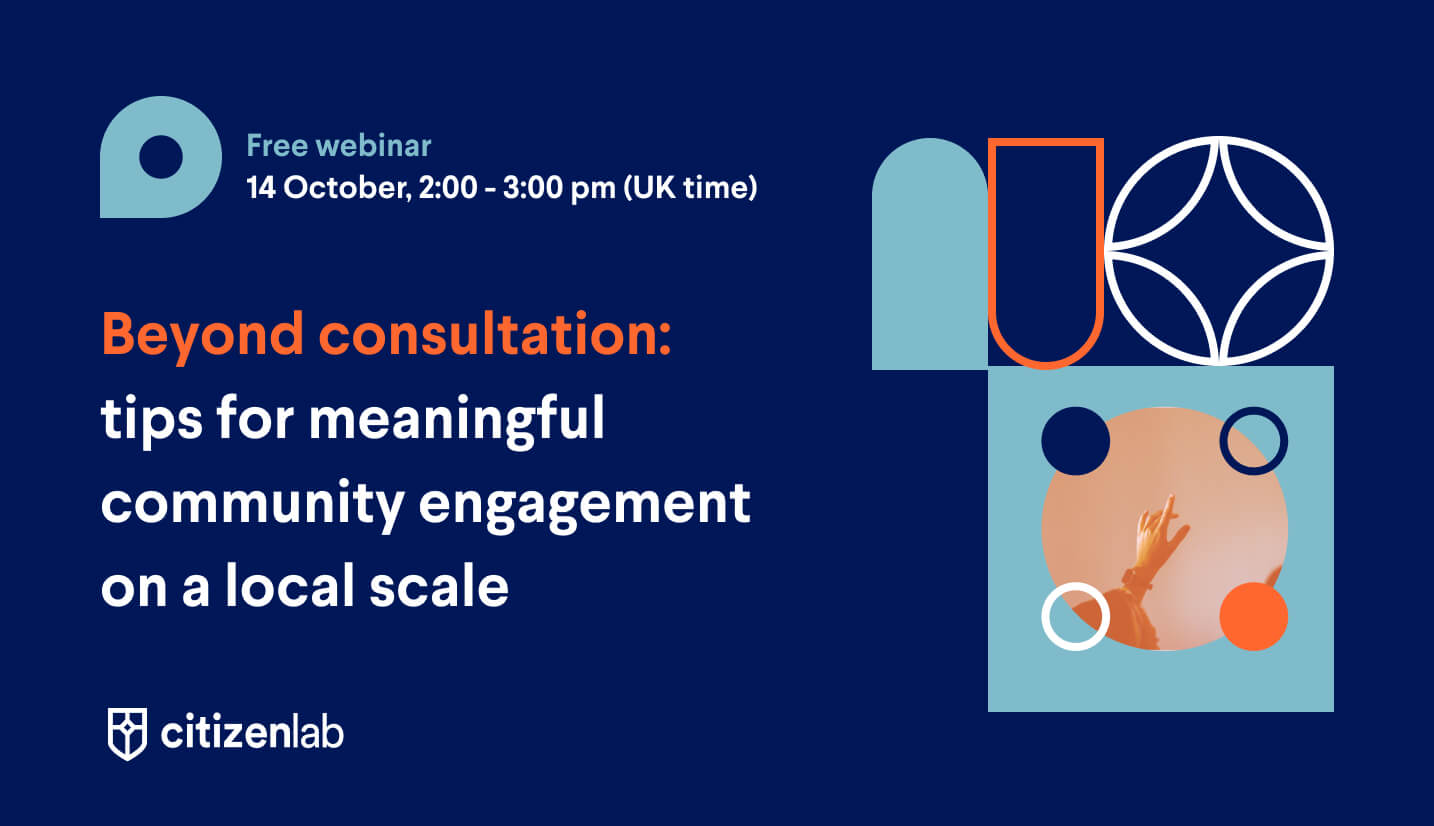 webinar community engagement inclusion