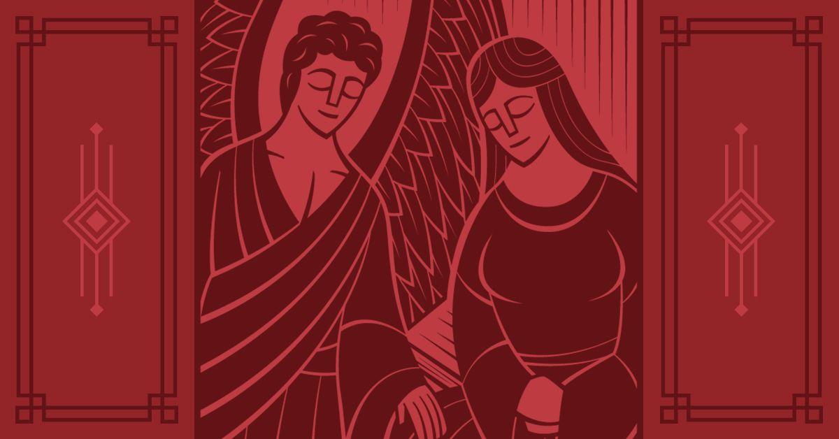 Advent: Devotionals & Liturgies — Mary's Faith