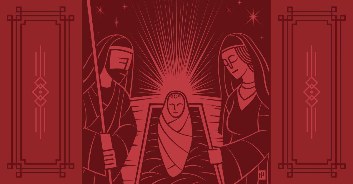 Advent: Devotionals & Liturgies — A Prayer for Christmas Morning