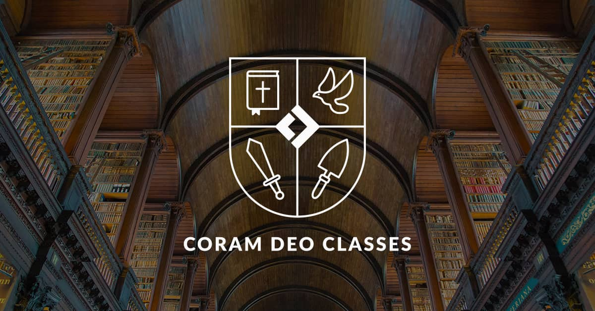 Coram Deo Classes