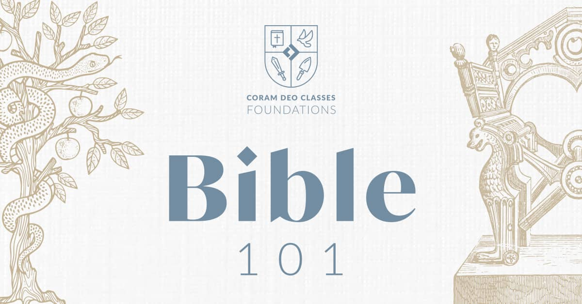 The Bible as God's Word is His Personal Presence — Class 3