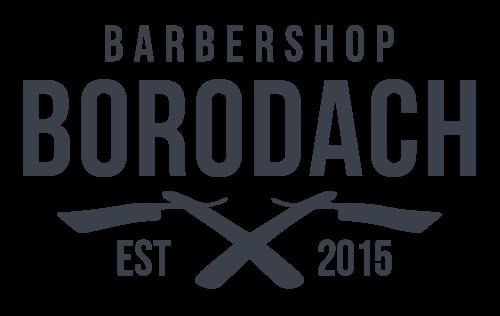 Барбершоп бородач logo