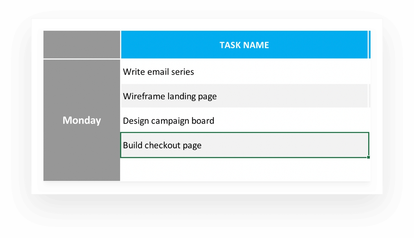 free task to do list template download now teamgantt