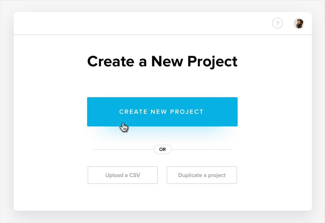 How to make a gantt chart in 5 minutes or less teamgantt name your project select the days of the week you want to be included in your project and click save new project maxwellsz