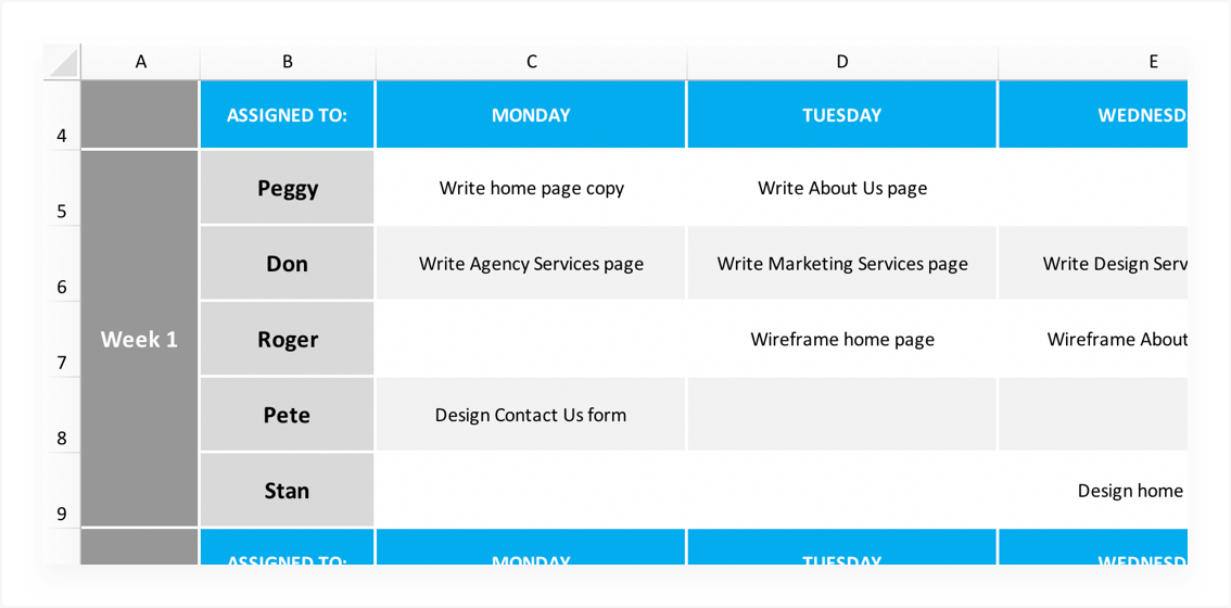 project schedule definitions free template teamgantt