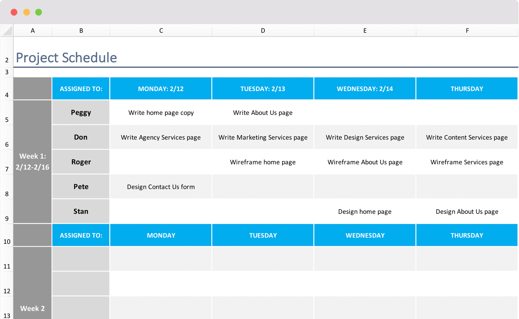 Project Schedule Definitions Free Template Teamgantt Electrical Symbols Together With Gantt Chart On Schematic