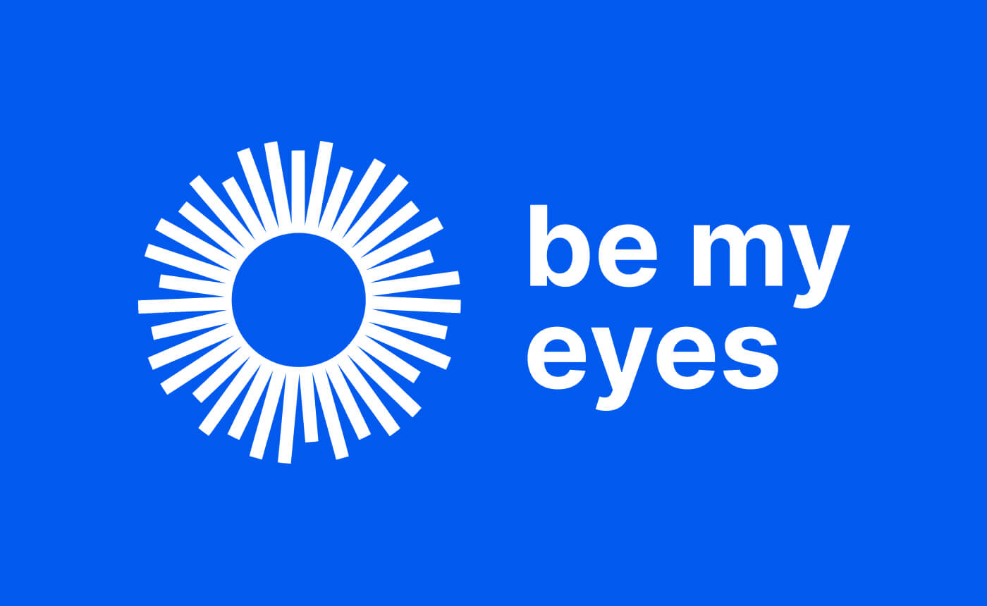 Be My Eyes logo