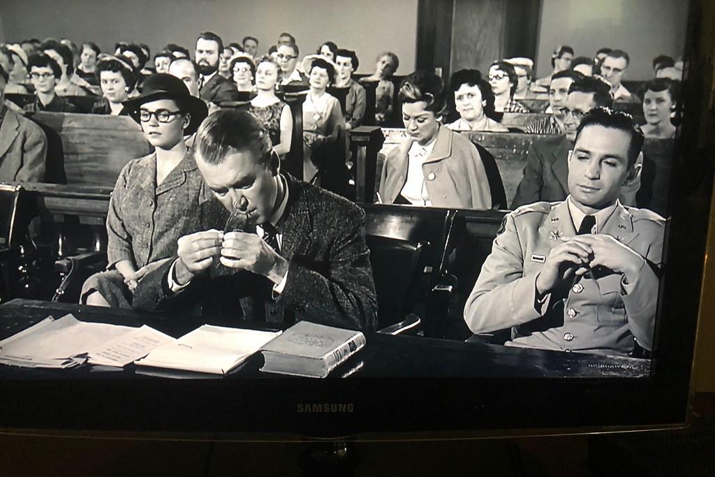 1959 Movie Anatomy of Murder | Lee Remick, James Stewart, Ev… | Flickr