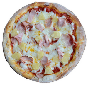 The Rock Wood Fired Pizza yellow brick road quick pick