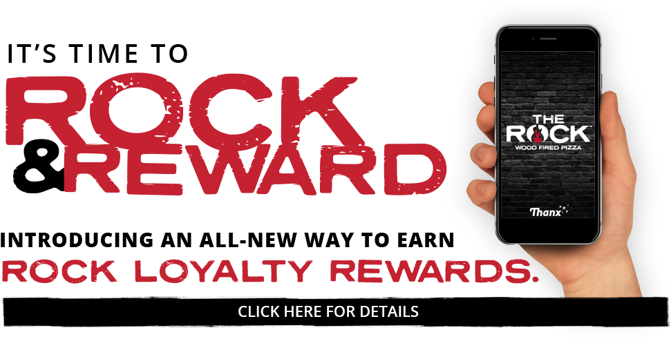 The Rock loyalty program iphone