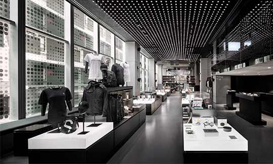 Photo of SPYSCAPE shop