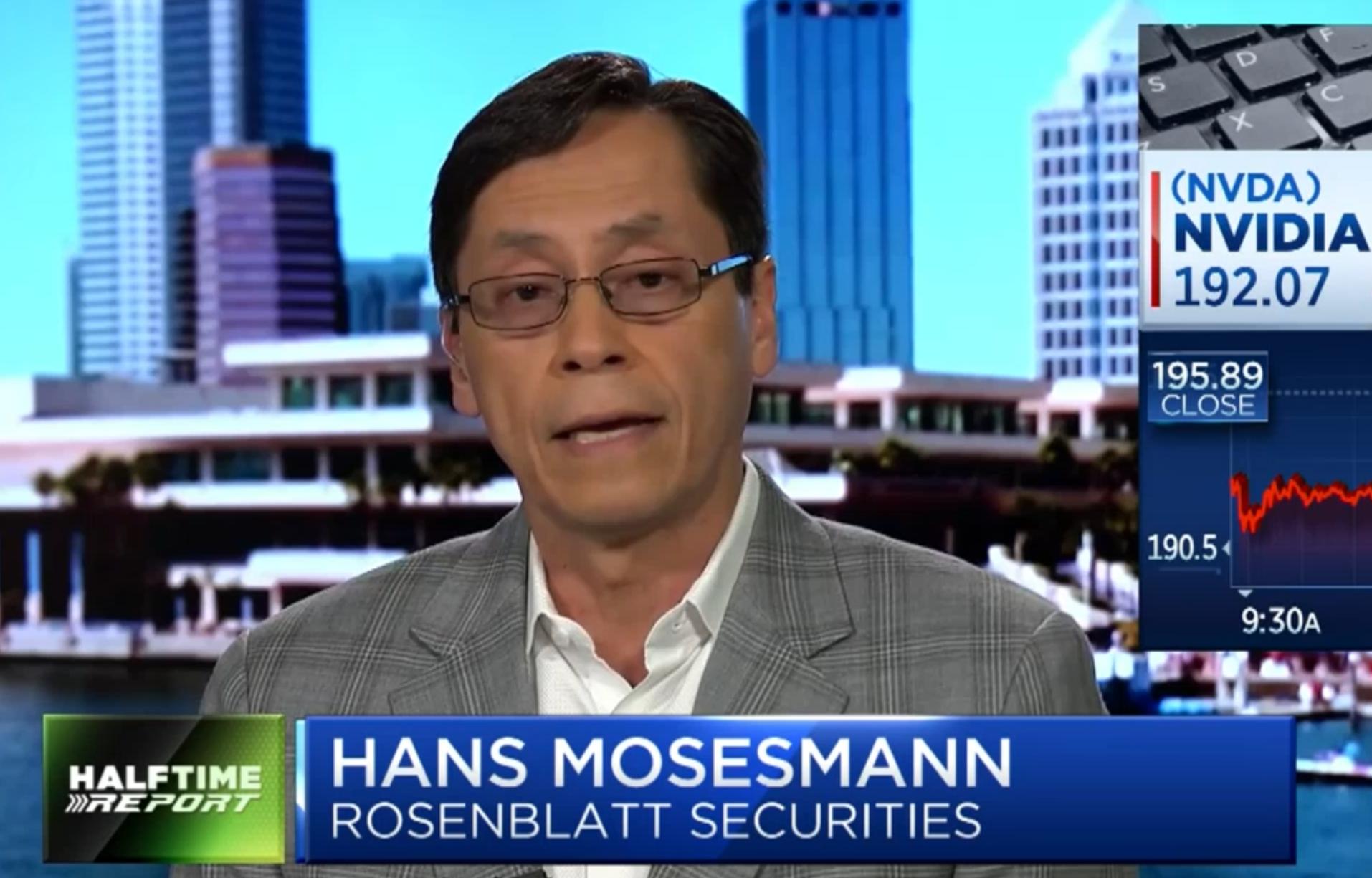 Rosenblatt Hires Veteran Semiconductor Analyst Hans Mosesmann