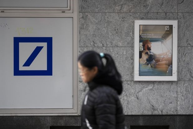 After Job Cuts, Deutsche Bank Plans New Electronic Stock-Trading Venture
