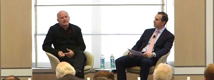 Fireside chat with Galaxy Digital Founder And CEO Mike Novogratz