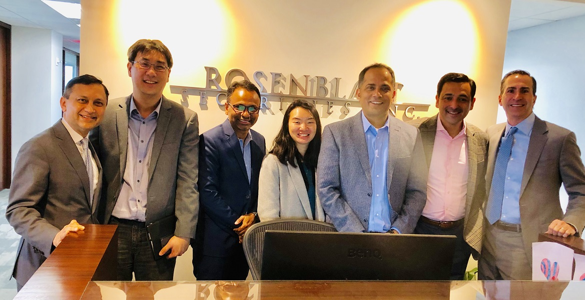 Viewpoint: Monetary Authority of Singapore Stops By Our Office