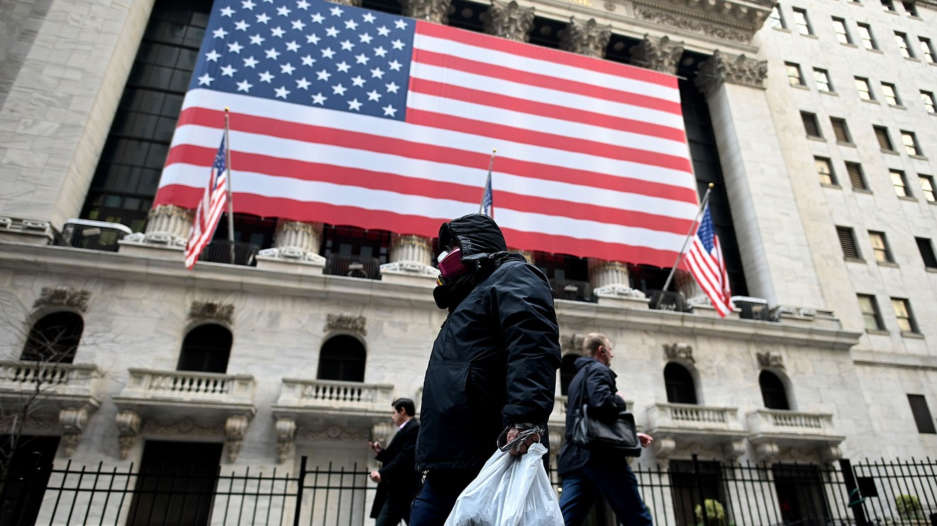 Why the NYSE fought to keep its iconic trading floor open as coronavirus pandemic closed in