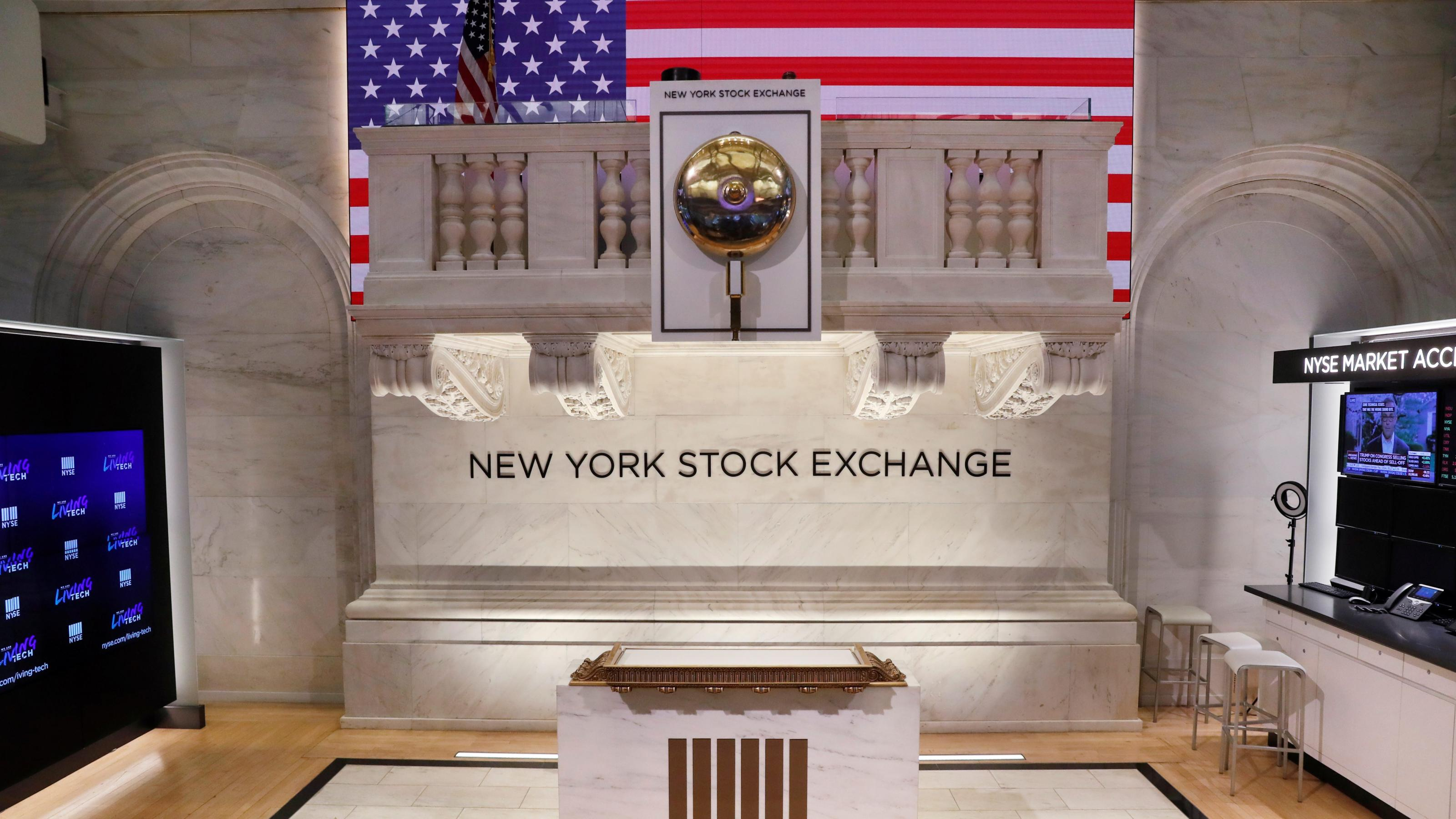 For the first time in 228 years, the New York Stock Exchange will open without its trading floor