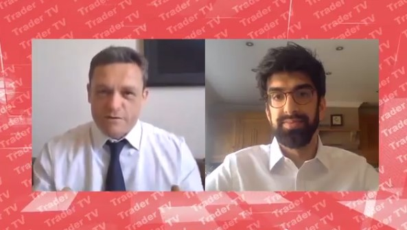 European Market Structure Analyst, Anish Puaar appears on TraderTV interview with Dan Barnes