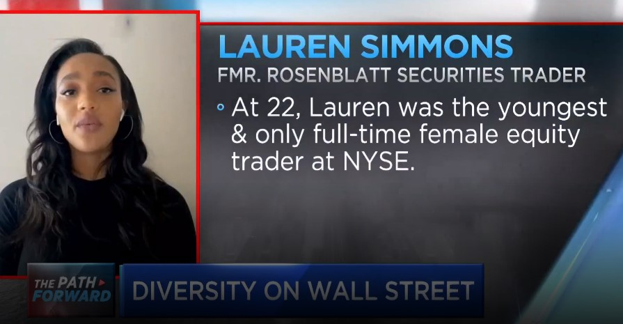 The Youngest-Ever Female Trader On How Companies Can Promote Diversity On Wall Street