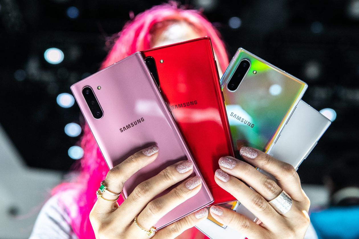 Samsung May Be the Beneficiary as the U.S. Targets Huawei