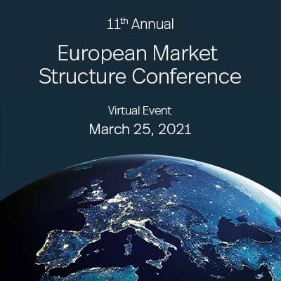 11th Annual European Market Structure Conference