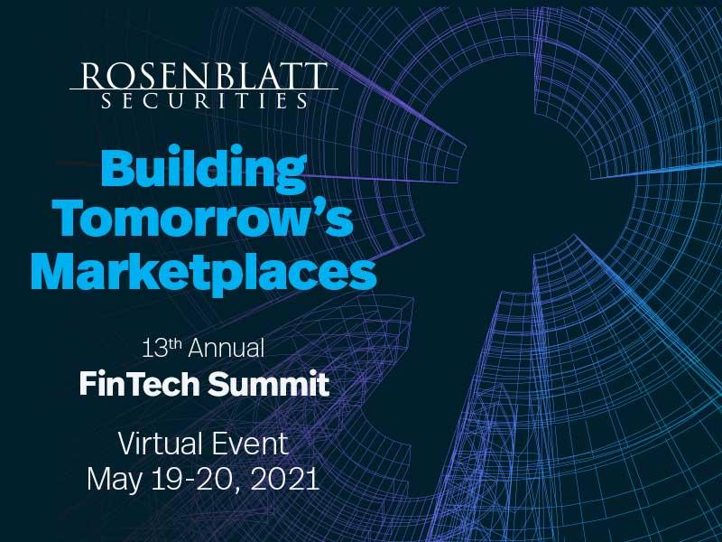 13th Annual FinTech Summit