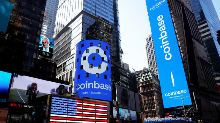 Coinbase started with buy rating at Rosenblatt, despite downside risk from a bitcoin pullback