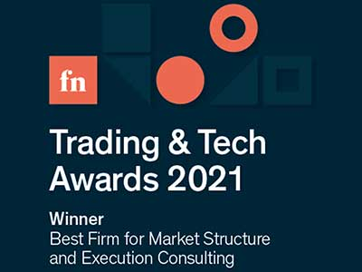 Best Firm for Market Structure and Execution Consulting