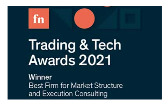 Rosenblatt Securities Named Best Firm for Market Structure and Execution Consulting