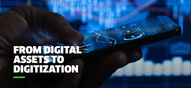 Investing: Digital to Digitized Assets in 5 Steps