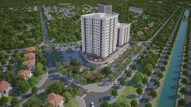 Hanhomes Giang Biên: Nhà đã giao – giá đột phá